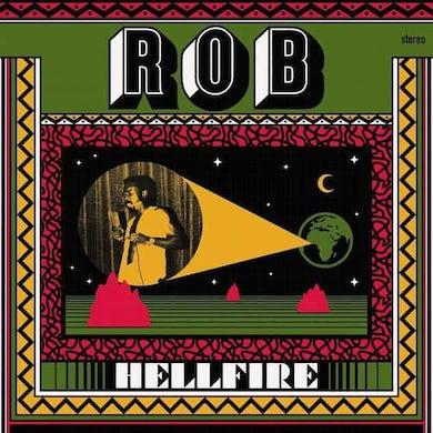 Rob  Hell Fire Vinyl Record