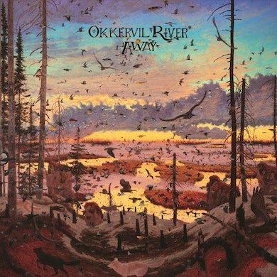 Okkervil River Away (2 LP) Vinyl Record