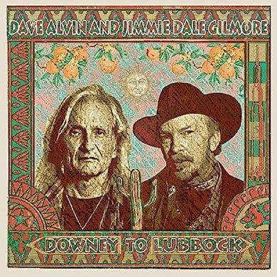 Downey To Lubbock Vinyl Record
