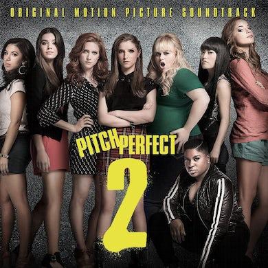 Pitch Perfect 2: Original Motion Picture Soundtrack (LP) Vinyl Record