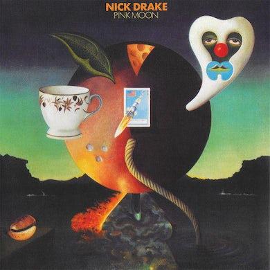 Nick Drake Pink Moon (LP) Vinyl Record