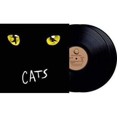 Andrew Lloyd Webber Cats (2 LP) Vinyl Record