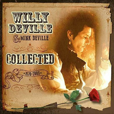 Willy Deville Collected Transparent Green Vinyl Record
