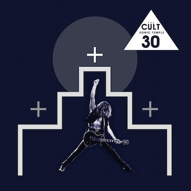 The Cult Sonic Temple (30th Anniversary Edition) Vinyl Record