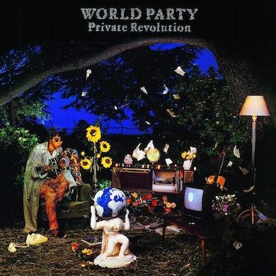 World Party Private Revolution (LP) Vinyl Record
