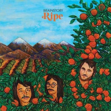 Ripe (Iex) (Translucent W/ Green & Orang Vinyl Record