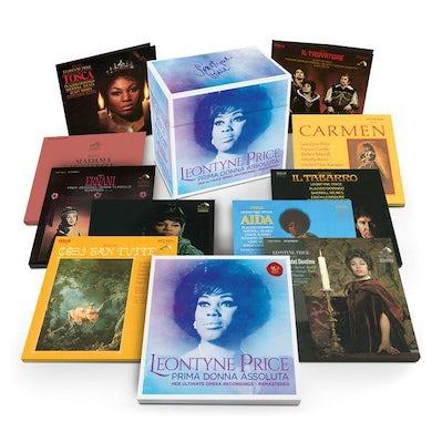 Prima Donna Assoluta- Her Ultimate Opera Recordings CD