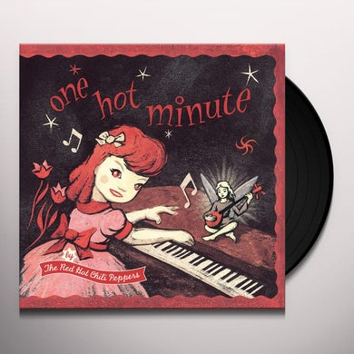 Red Hot Chili Peppers One Hot Minute LP (Vinyl)