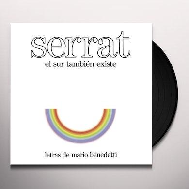 Joan Manuel Serrat EL SUR TAMBIEN EXISTE Vinyl Record