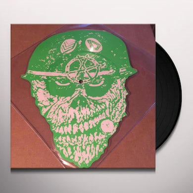 S.O.D. FUCK THE MIDDLE EAST Vinyl Record