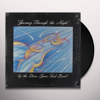 Disco Space Funk Band JOURNEY THROUGH THE NIGHT Vinyl Record