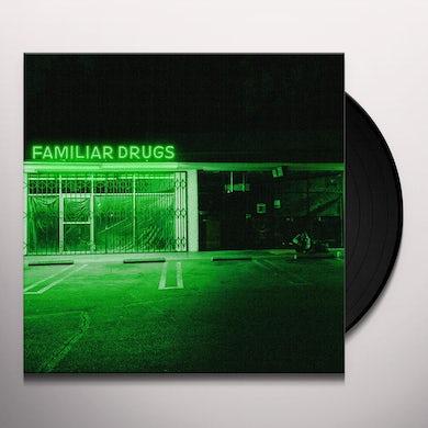 Alexisonfire FAMILIAR DRUGS Vinyl Record