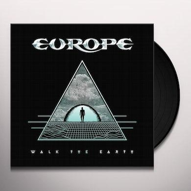 Europe WALK THE EARTH Vinyl Record