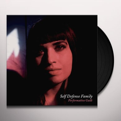 Self Defense Family PERFORMATIVE GUILT Vinyl Record