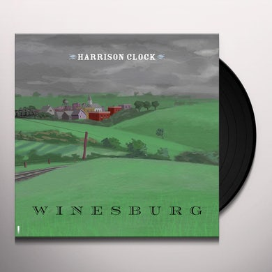 Harrison Clock WINESBURG Vinyl Record
