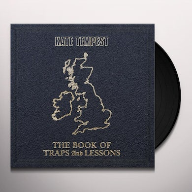 Kate Tempest BOOK OF TRAPS & LESSONS Vinyl Record