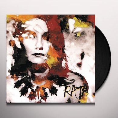 Sass Jordan RATS Vinyl Record