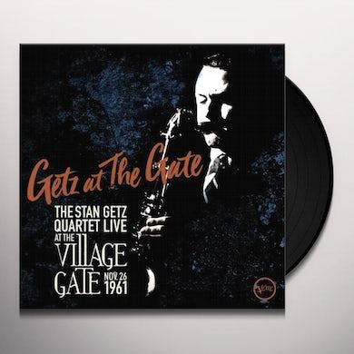 STAN GETZ - GETZ AT THE GATE Vinyl Record