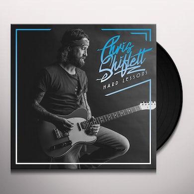 Chris Shiflett HARD LESSONS Vinyl Record
