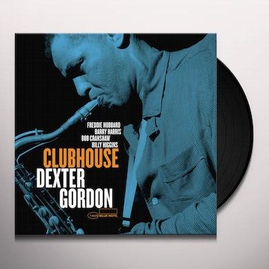 Dexter Gordon CLUBHOUSE Vinyl Record
