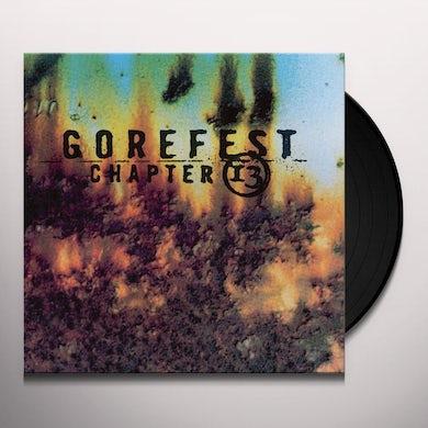 Gorefest CHAPTER 13 Vinyl Record