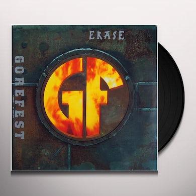 Gorefest ERASE Vinyl Record