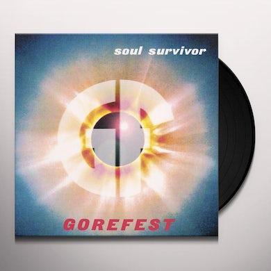 SOUL SURVIVOR (BLUE W/ WHITE/BLACK SPLATTER/140G) Vinyl Record