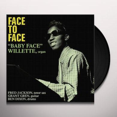 FACE TO FACE Vinyl Record