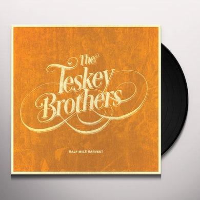 The Teskey Brothers HALF MILE HARVEST Vinyl Record