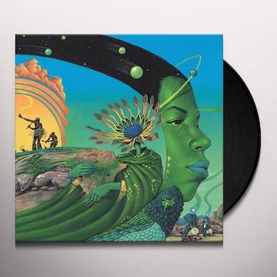 Georgia Anne Muldrow VWETO II Vinyl Record