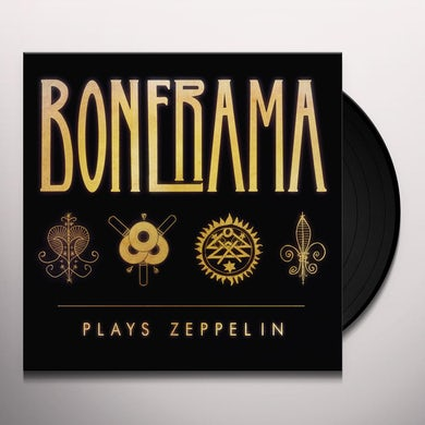 BONERAMA PLAYS ZEPPELIN Vinyl Record