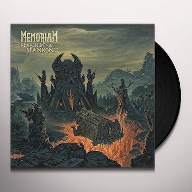 REQUIEM FOR MANKIND Vinyl Record