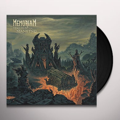 MEMORIAM REQUIEM FOR MANKIND Vinyl Record