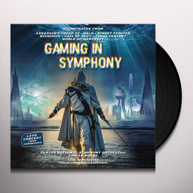 Danish National Symphony Orchestra GAMING IN SYMPHONY Vinyl Record