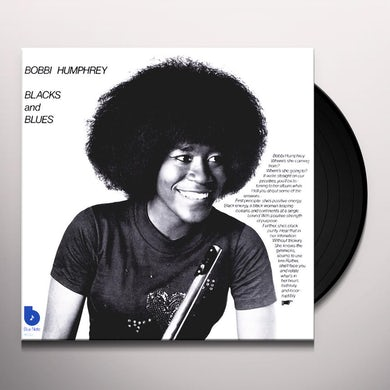 BLACKS & BLUES Vinyl Record