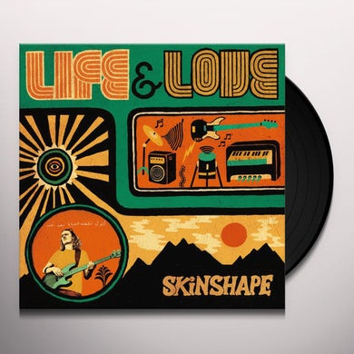 SKINSHAPE LIFE & LOVE Vinyl Record