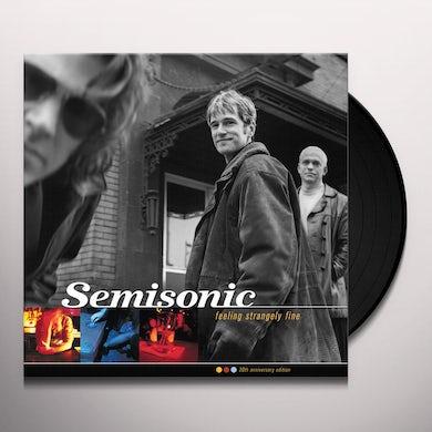 Semisonic FEELING STRANGELY FINE 20TH ANNIVERSARY Vinyl Record
