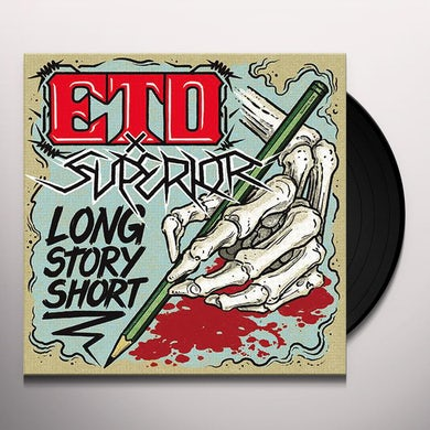 Eto X Superior LONG STORY SHORT Vinyl Record
