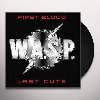 W.A.S.P FIRST BLOOD LAST CUTS Vinyl Record