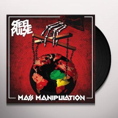 Steel Pulse MASS MANIPULATION Vinyl Record