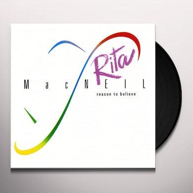 REASON TO BELIEVE Vinyl Record