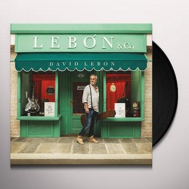 LEBON & CO Vinyl Record