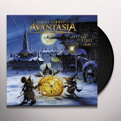 MYSTERY OF TIME Vinyl Record