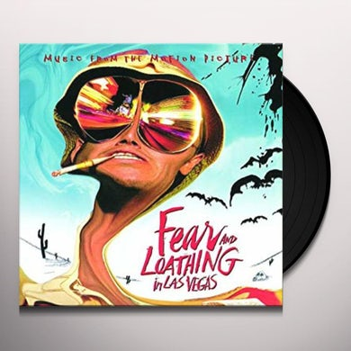 FEAR AND LOATHING IN LAS VEGAS / O.S.T. Vinyl Record
