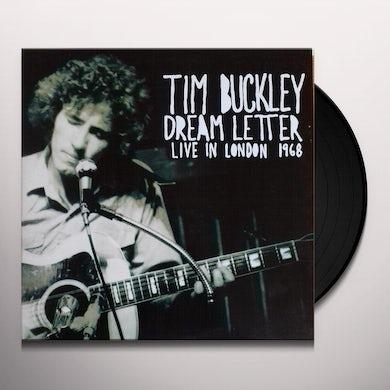 Tim Buckley DREAM LETTER LIVE IN LONDON 1968 Vinyl Record