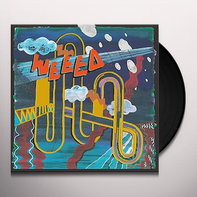 Weeed YOU ARE THE SKY Vinyl Record