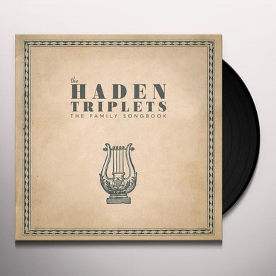 Haden Triplets FAMILY SONGBOOK Vinyl Record