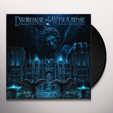 Demons & Wizards III Vinyl Record