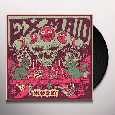 Exmaid SORCERY Vinyl Record