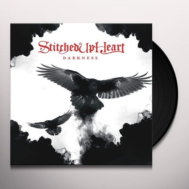Stitched Up Heart DARKNESS Vinyl Record